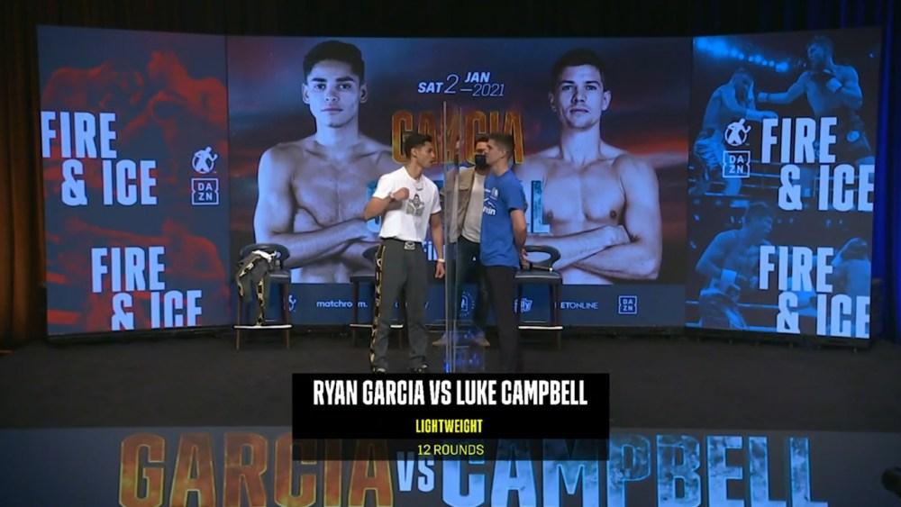 Garcia vs Campbell crackstream
