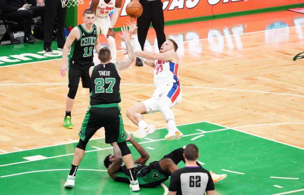 Αποτέλεσμα εικόνας για Boston Celtics - Detroit Pistons 102-108