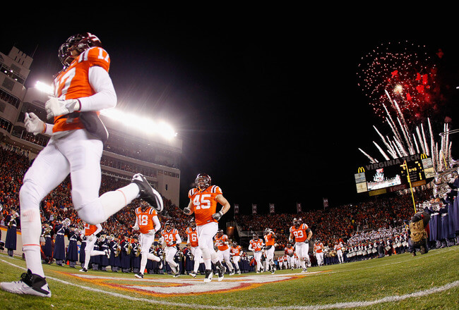 Virginia Tech Football Sugar Bowl