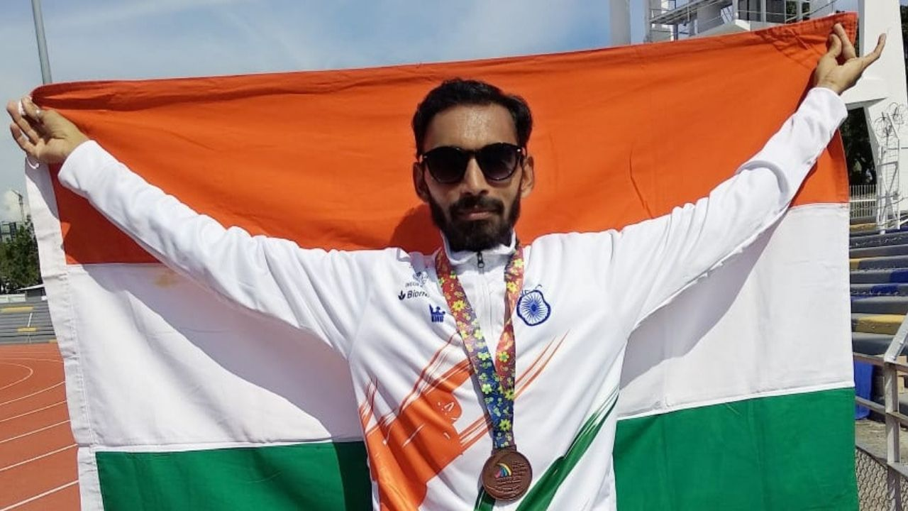 EXCLUSIVE: Senior Olympian Parag Patil Discusses How He Traversed His Way To His 17 International Medals