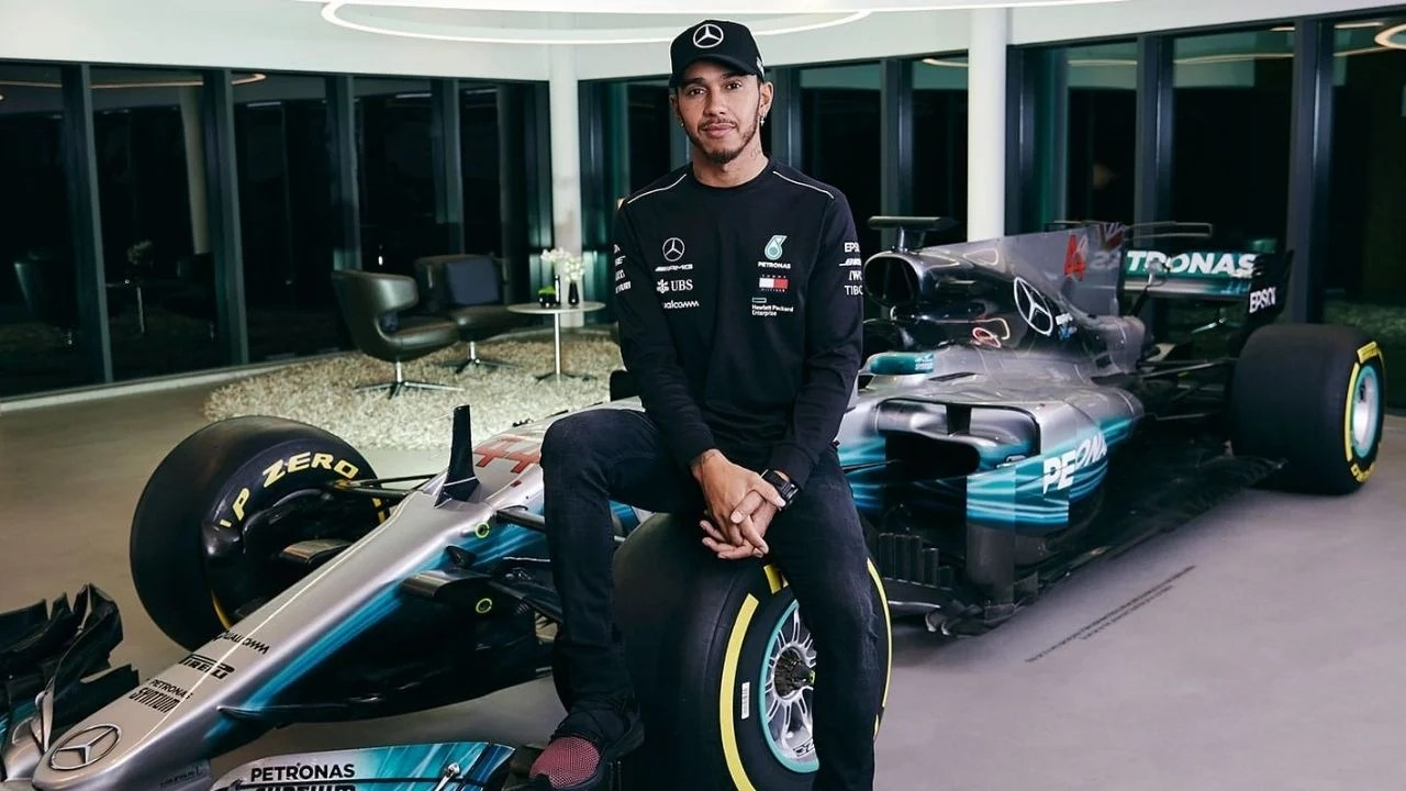 Watch: Lewis Hamilton And Sergio Perez Involved In Intense Battle At The Turkish Grand Prix 2021