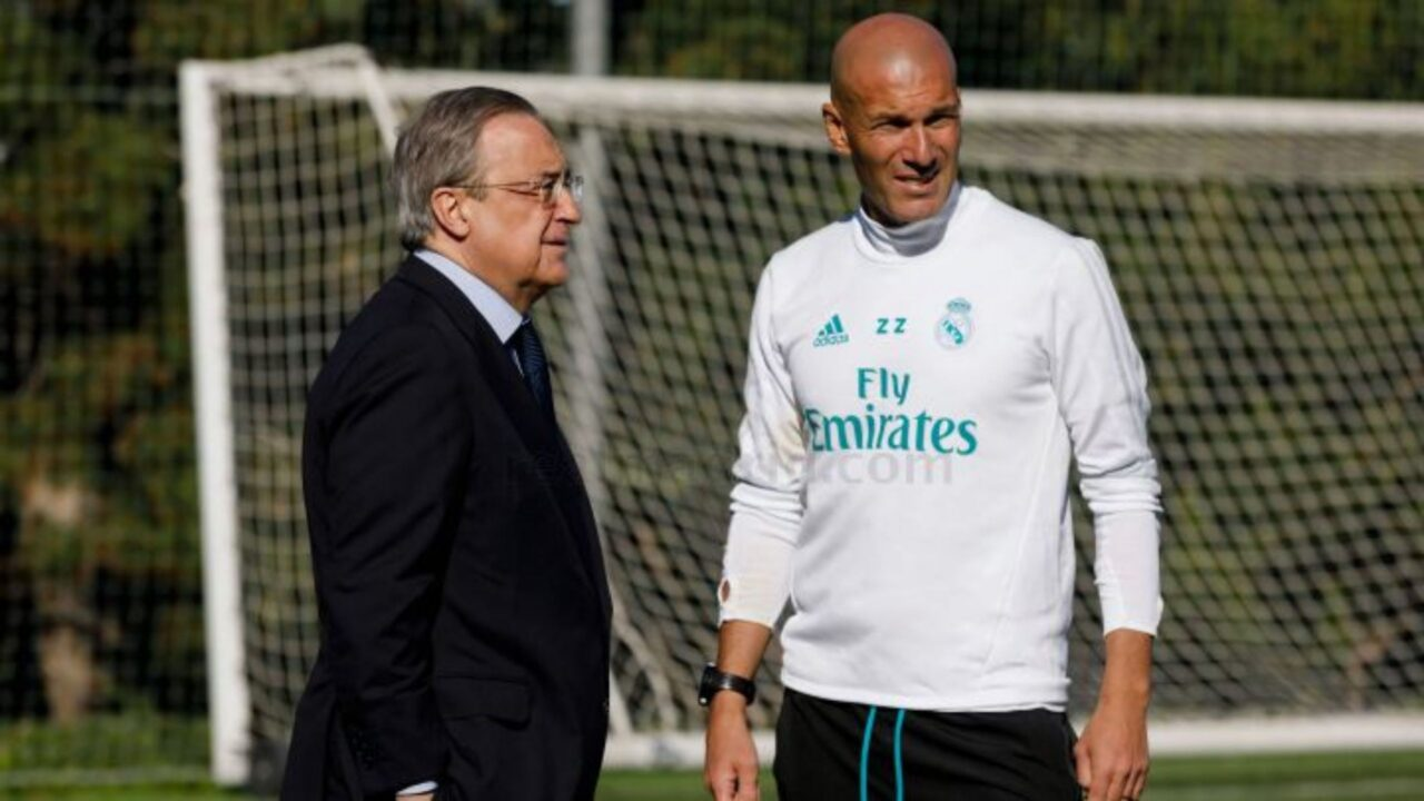 """Watch: """"The two biggest Real Madrid frauds are first Raul and second Casillas,"""" Leaked Audio Of Florentino Perez Sees Him Lambast Two Of The Clubs Biggest Legends"""