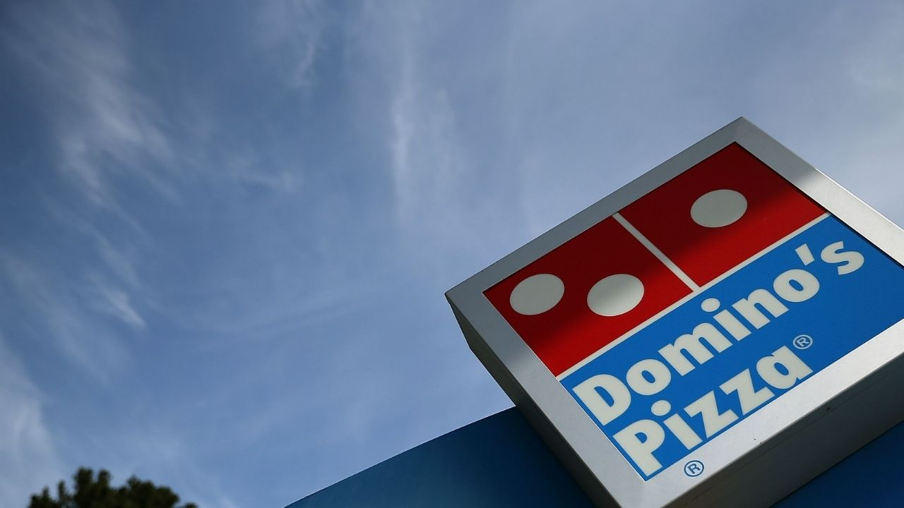 English and Italian Football Fans Are Not Amused By Domino's Fish And Chips Pizza