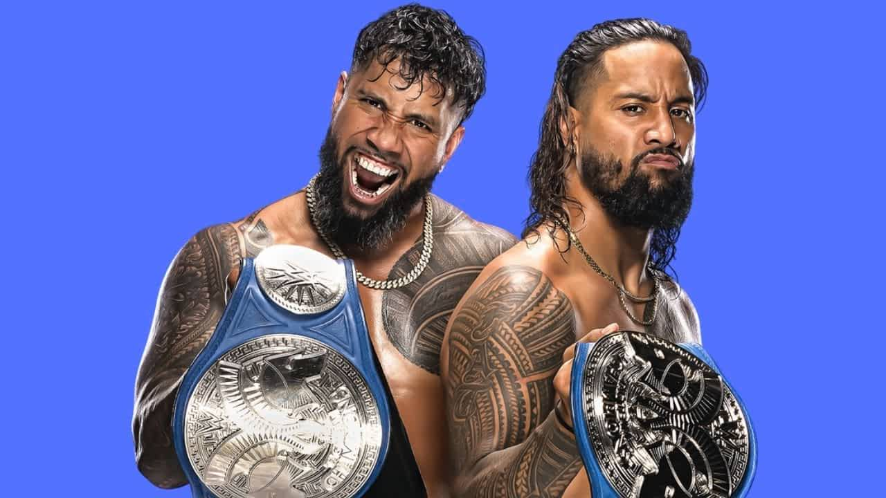Know About The Usos Full Family, Father Name, WWE Tag Team Contract, Salary, Net Worth