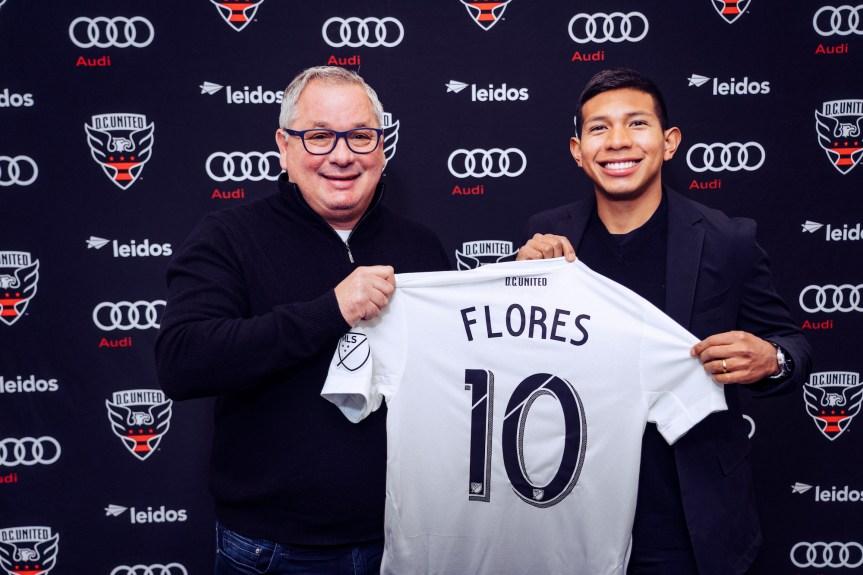United looks for 'team effort' to score goals as new MLS season begins