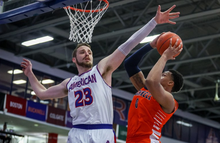 Bucknell holds off American in Patriot League Tournament