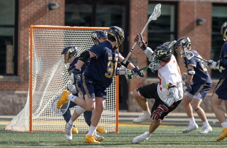 Wisnauskas' five goals push No. 7 Terps Lacrosse past No. 5 Notre Dame