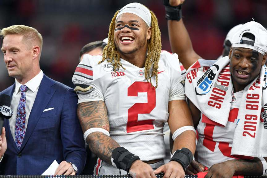Washington Redskins select Chase Young with No. 2 selection in the 2020 NFL Draft (Photos)