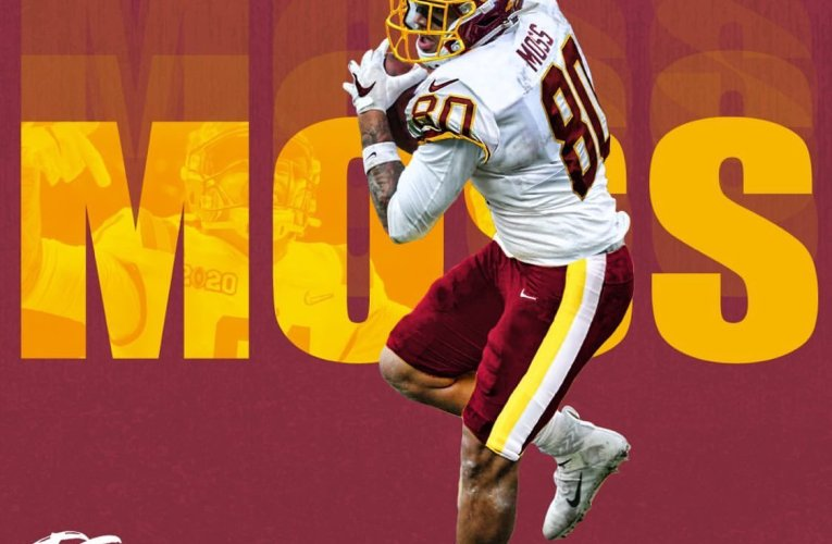 Thaddeus Moss looks to carve out own NFL Path despite his father's HOF success