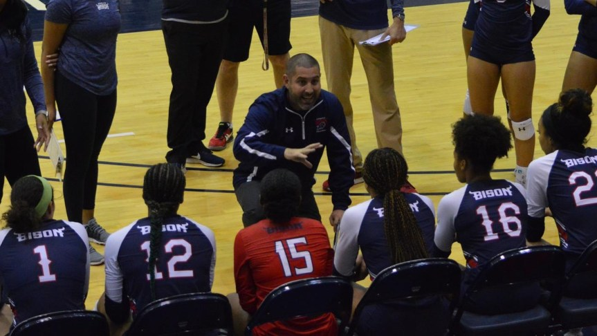 Howard revamps volleyball roster with new talent