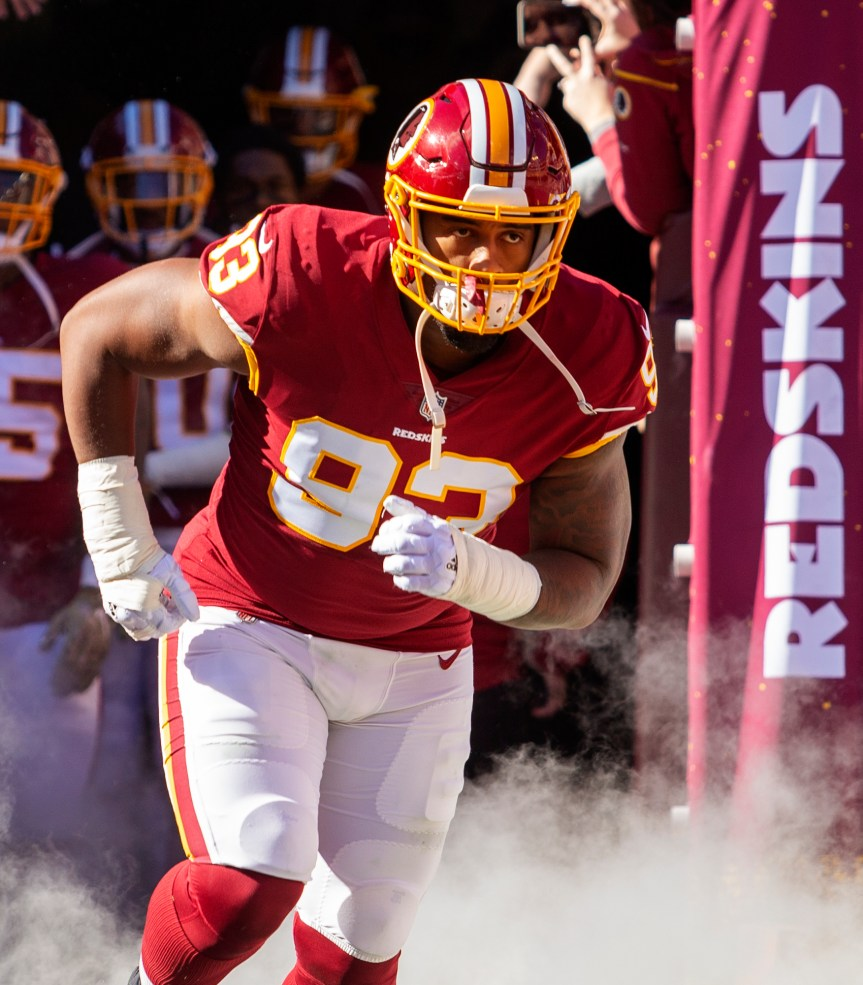Jonathan Allen reflects on adjusting to public health crisis, expresses outlook for upcoming season