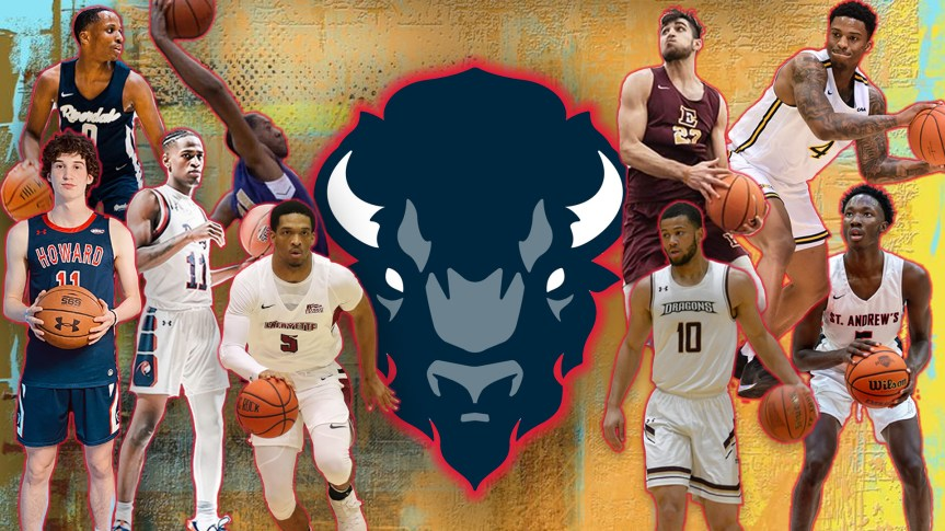 Bison men's basketball team reloads with local and international talent