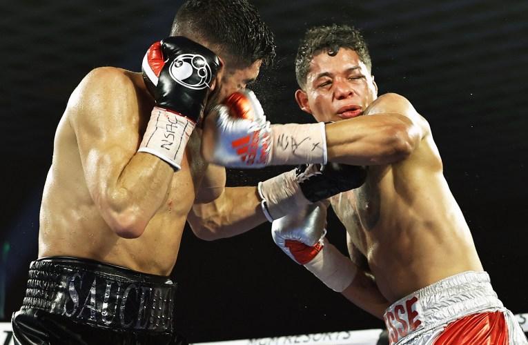 Saucedo shines against Fredrickson in unanimous decision (Photos)