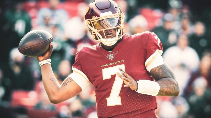 Washington's NFL team adopts temporary name: 'Washington Football Team'