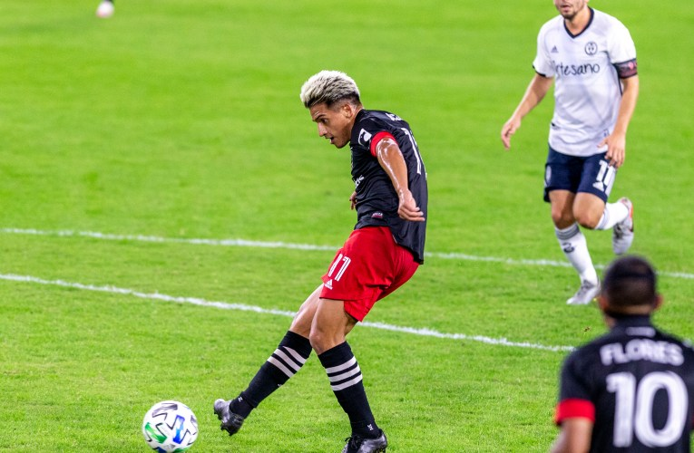 United settles for 2-2 draw against Union