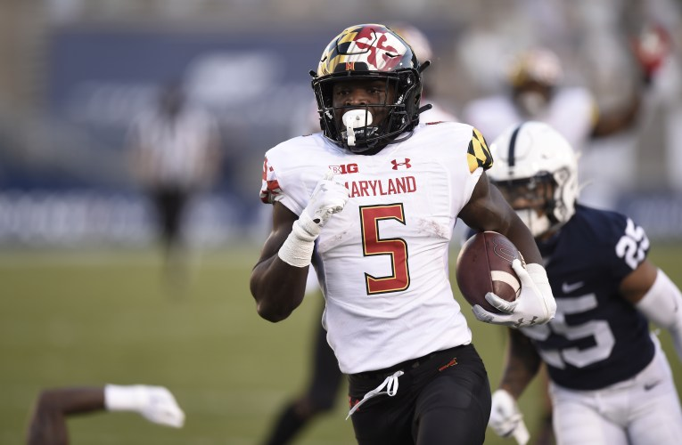 Maryland Football pounds regional rivals Penn State