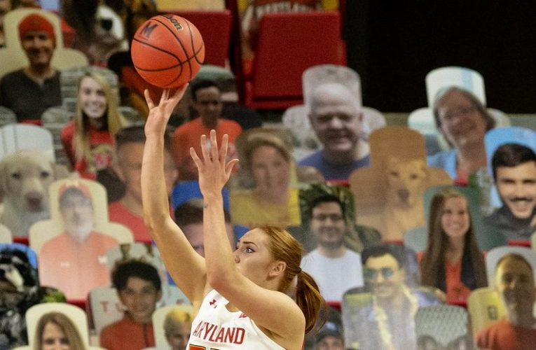 PHOTOS: Maryland vs. Purdue (Women's Basketball)