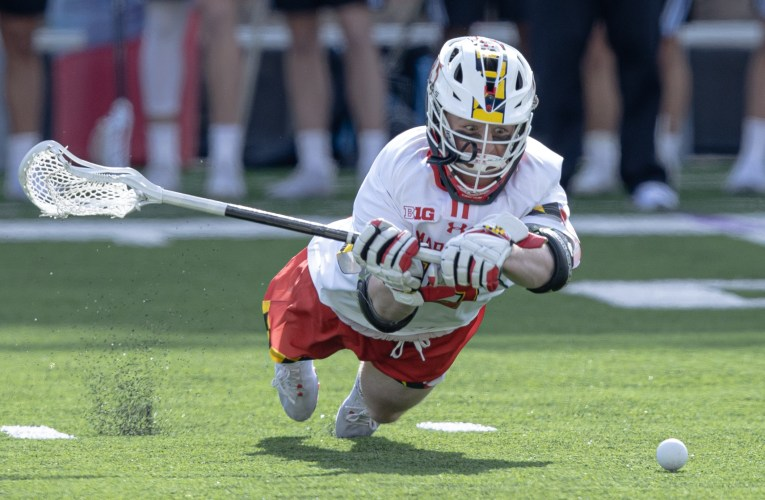 Third-quarter scoring spree leads Maryland over rivals Johns Hopkins