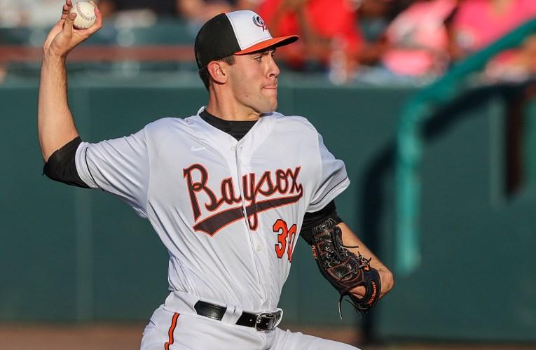 Minor League Baseball: Akron RubberDucks vs Bowie Baysox
