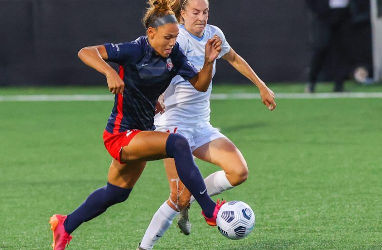 NWSL Soccer: Chicago Red Stars vs Washington Spirit