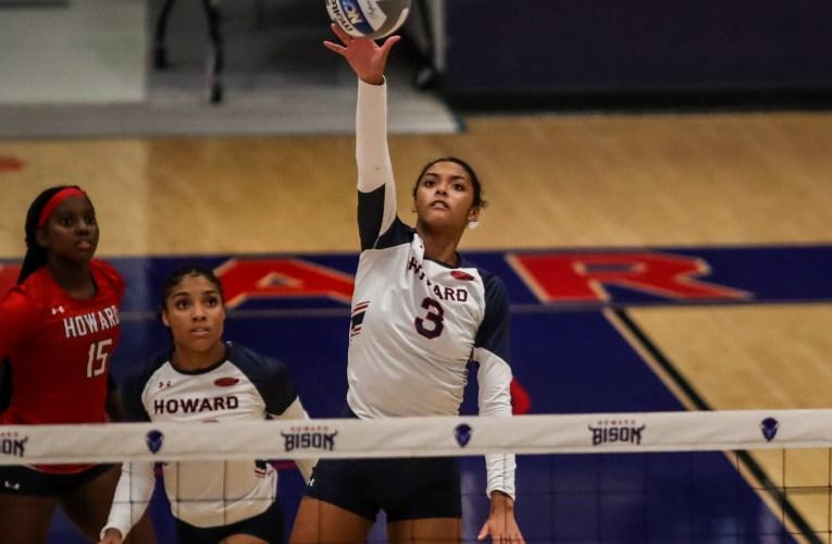 NCAA Volleyball: #13 Oregon 3 Howard 0