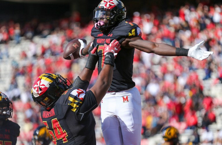 Maryland Remains Undefeated after Home Win Over Kent State