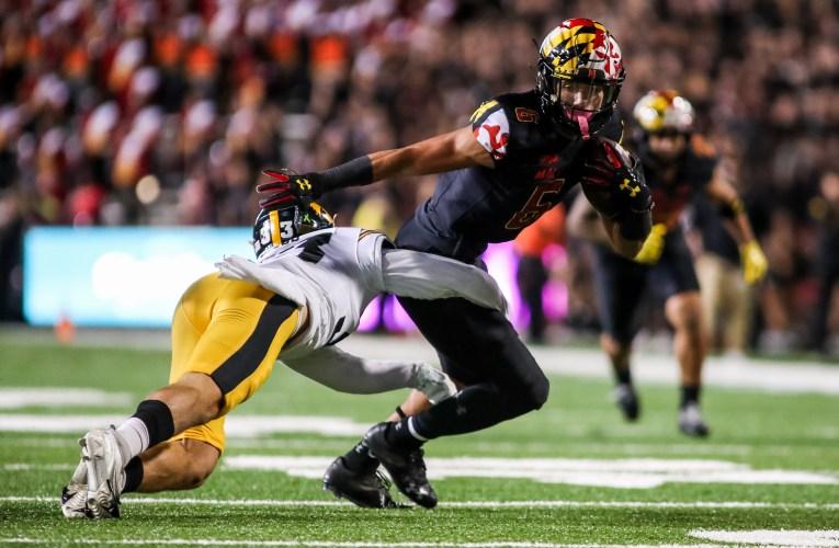 Photos: Big Ten football: Iowa 51 Maryland 14