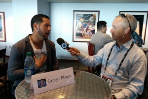 Jor Castellano interview Gregor Blanco The Sports Virus