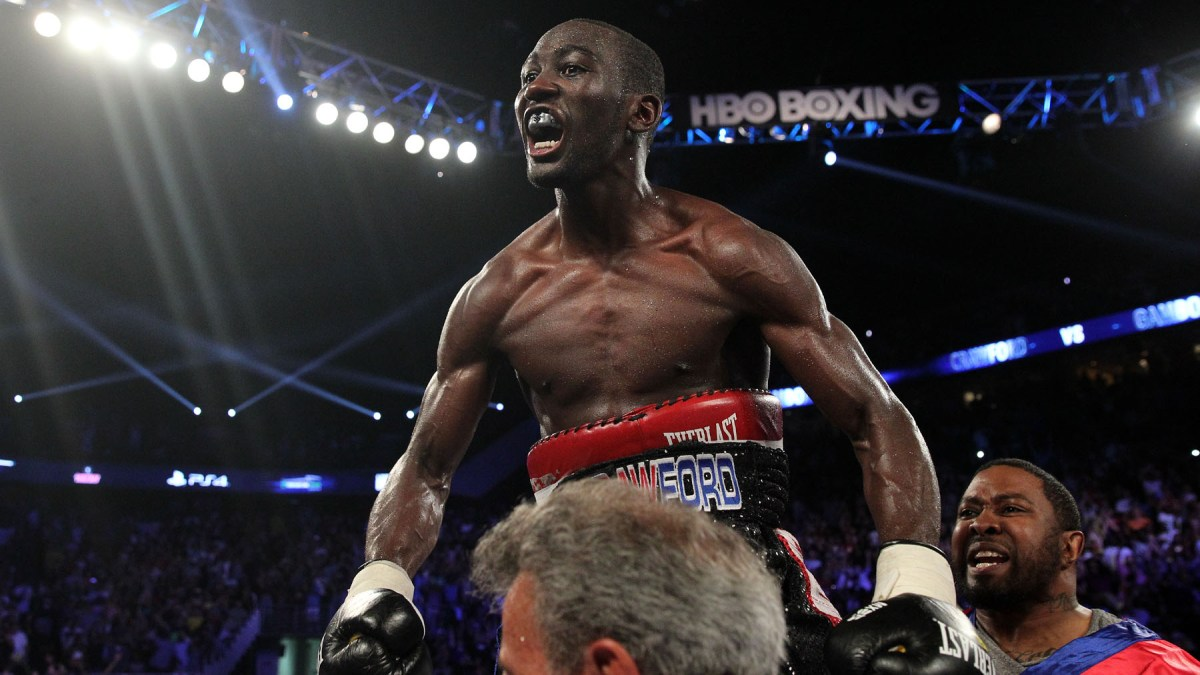 Terence Crawford Makes Quick Work Of Kell Brook