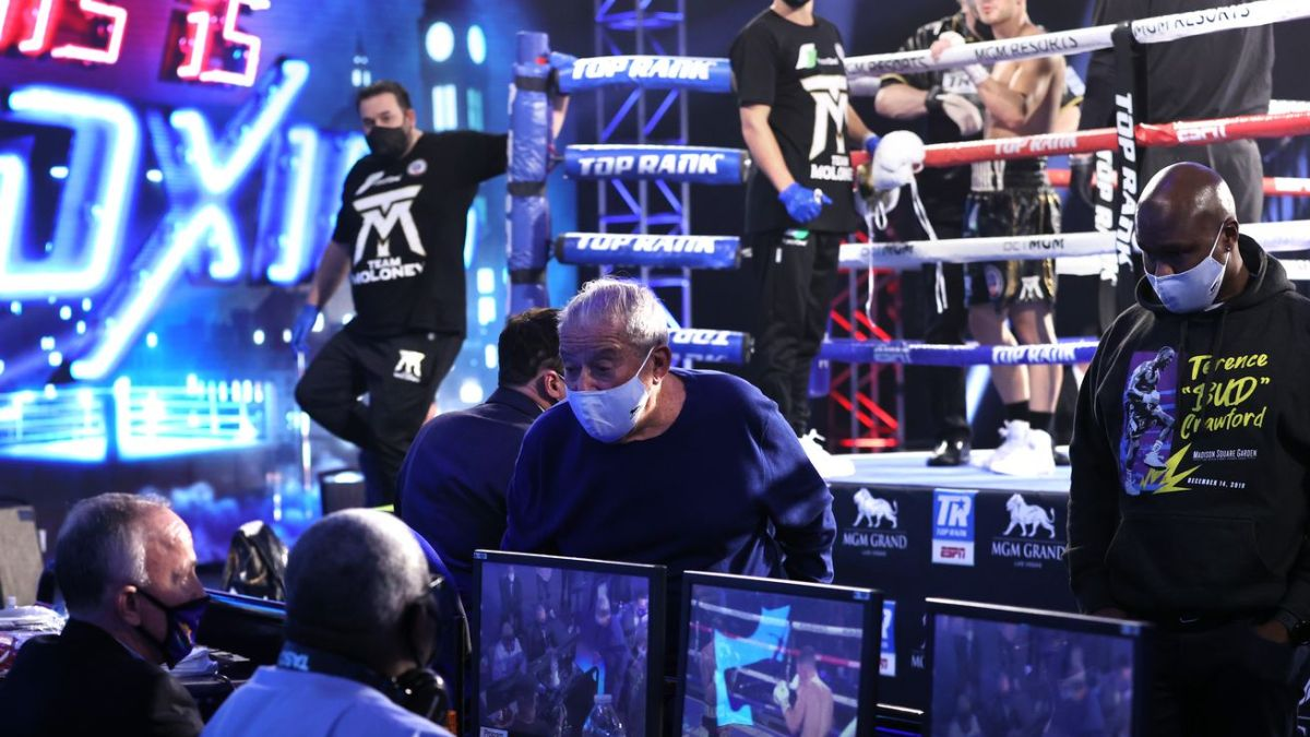 WBA orders immediate rematch between Franco and Moloney