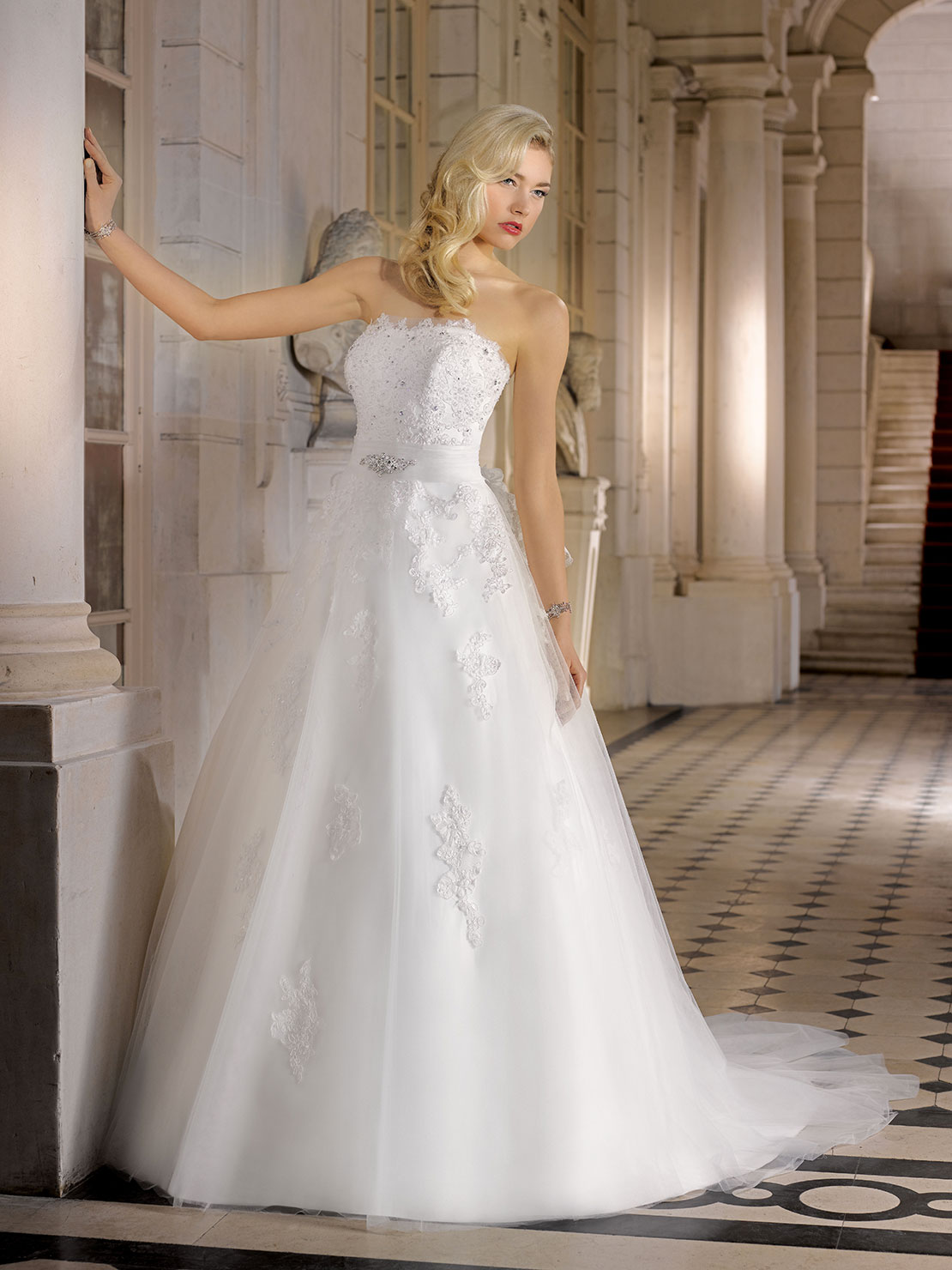 Miss Kelly Wedding Dress Collection 2015