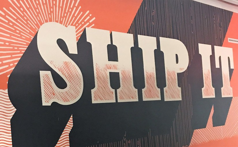 Ship It Already: How to Start an Engagement Program & Build On It Later