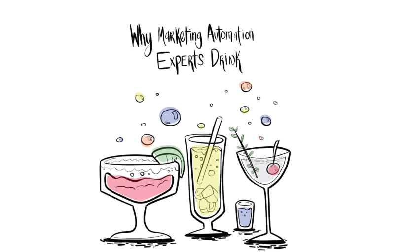 Why Marketing Automation Admins Drink: An Adult Coloring Book for Email & Martech Pros