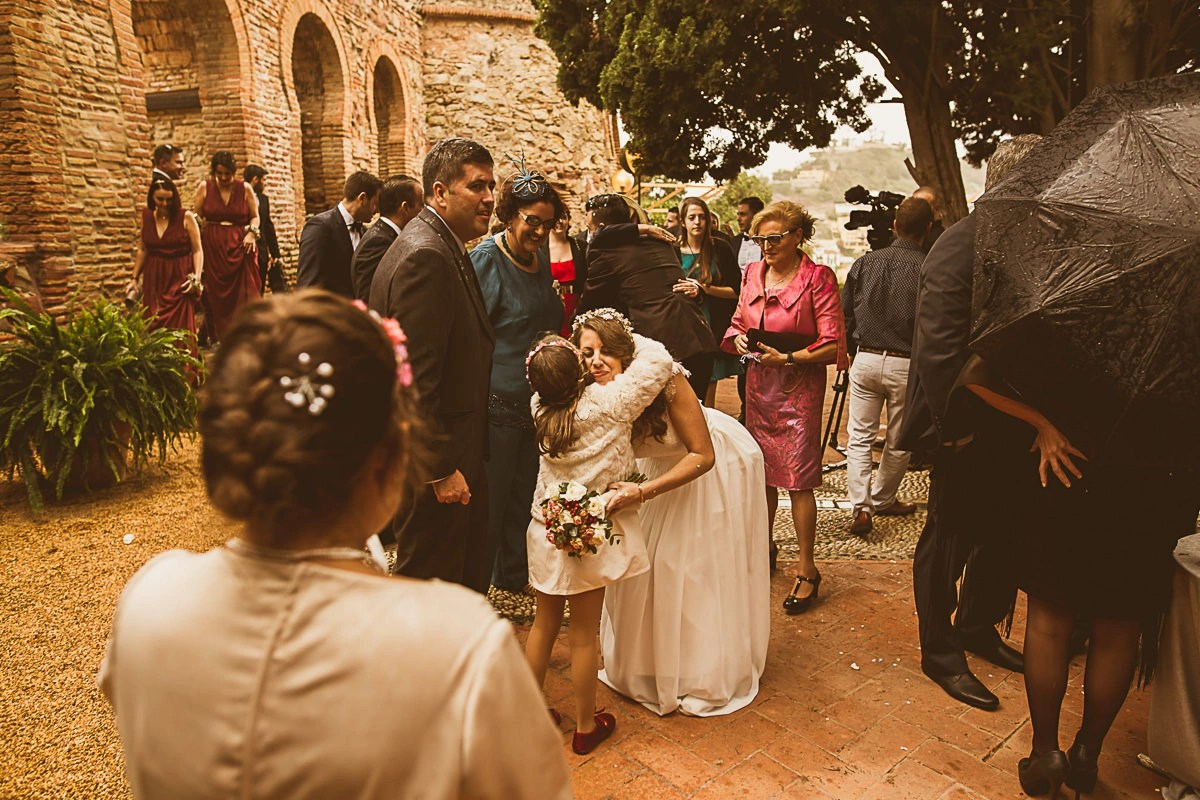 Castillo Santa Catalina Wedding 0700