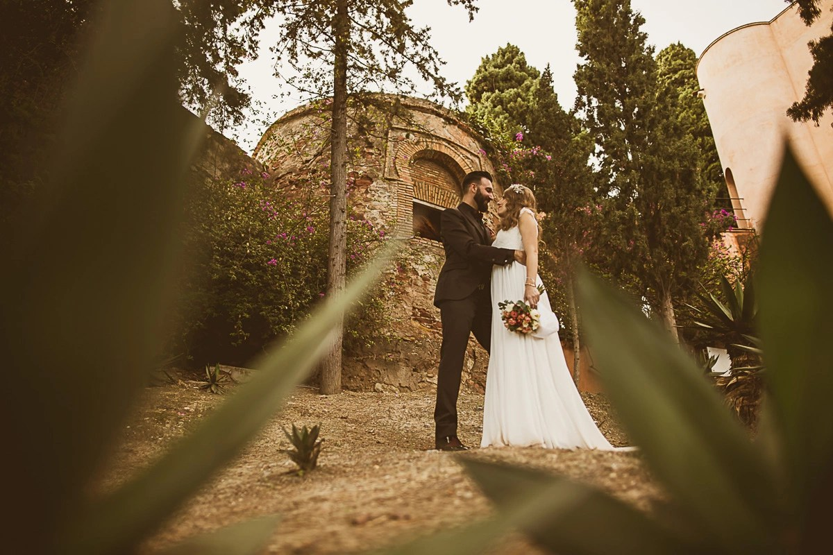 Castillo Santa Catalina Wedding 1011