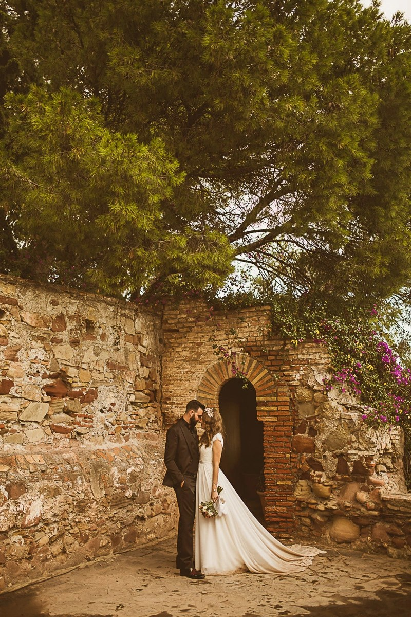 Castillo Santa Catalina Wedding 1033