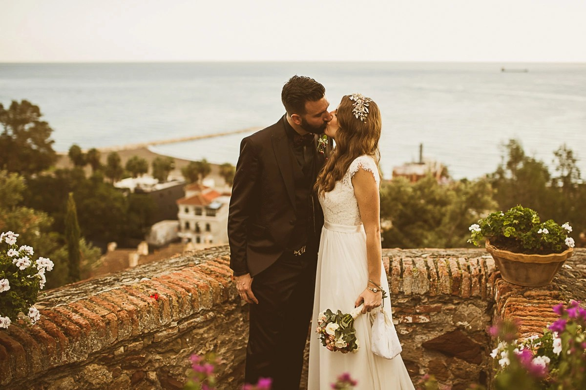 Castillo Santa Catalina Wedding 1065