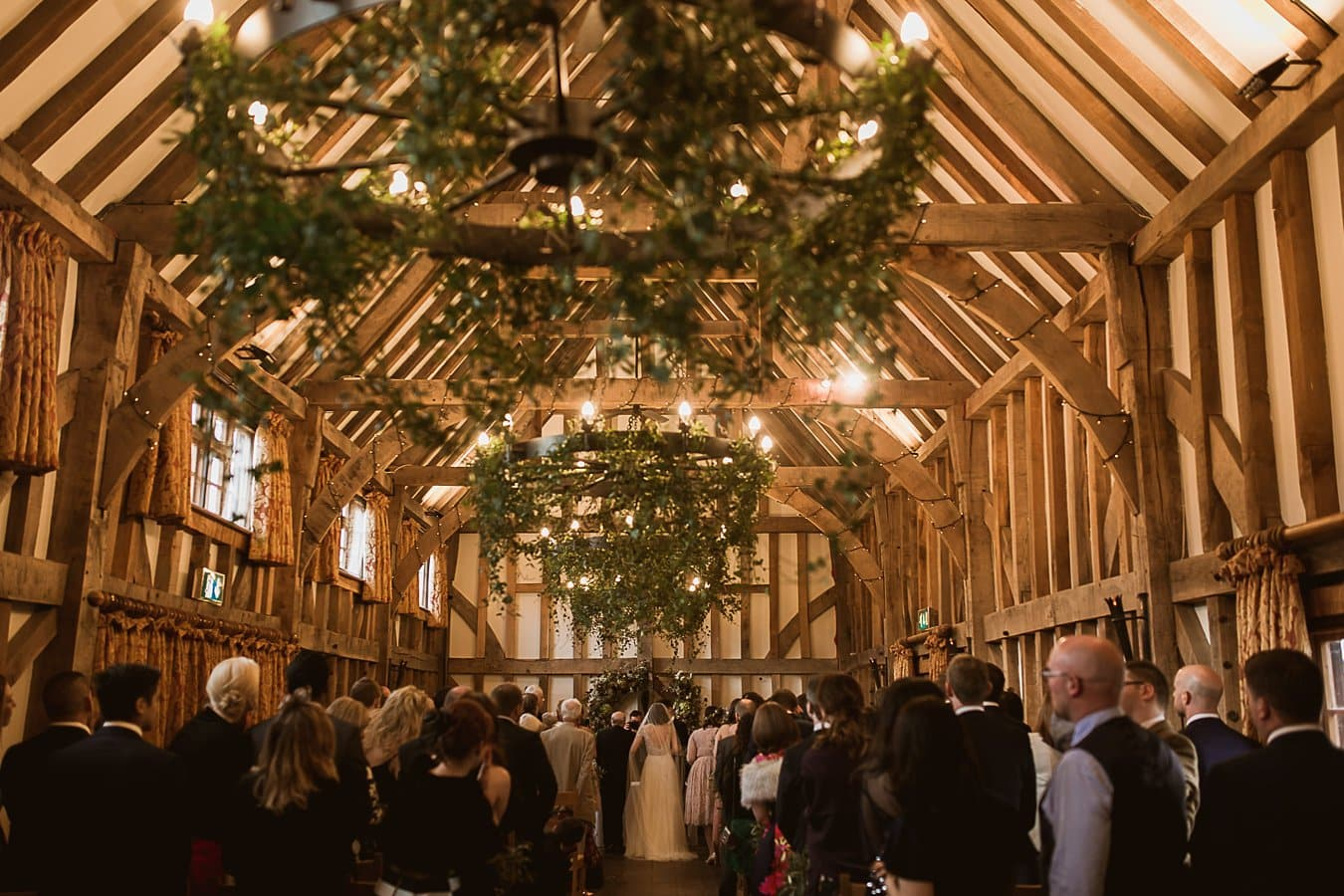 Gate Street Barn Wedding