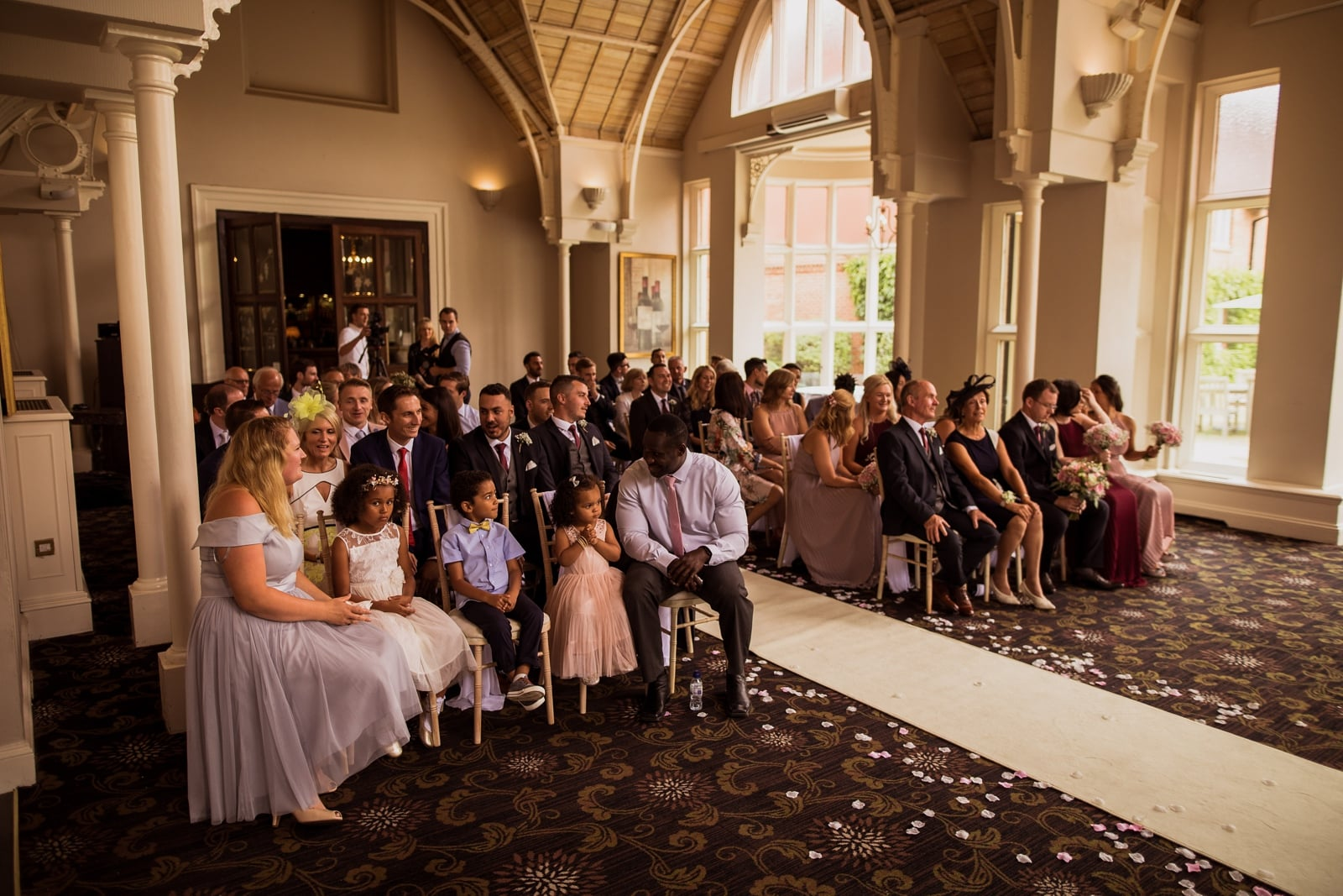 Audleys Wood Hotel Wedding