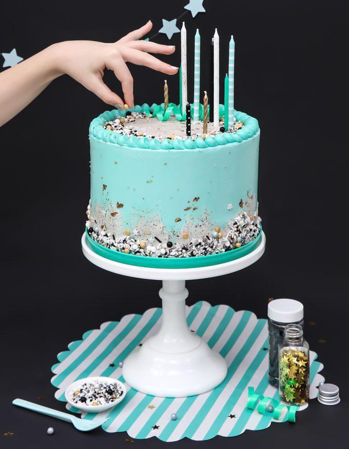 Brilliant Oreo Inspired Cookies And Cream Cake Sprinkles Funny Birthday Cards Online Hendilapandamsfinfo