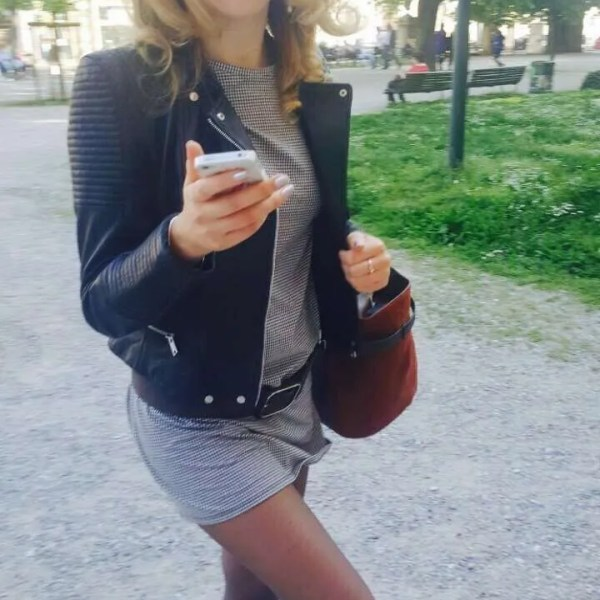 Iljana ibrahimi- outfit primaverile-