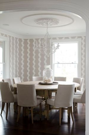 dining round table tables seats extra beige rooms decorate gray contemporary beach ceiling amazing interiors bijoux nantucket space chic decorpad