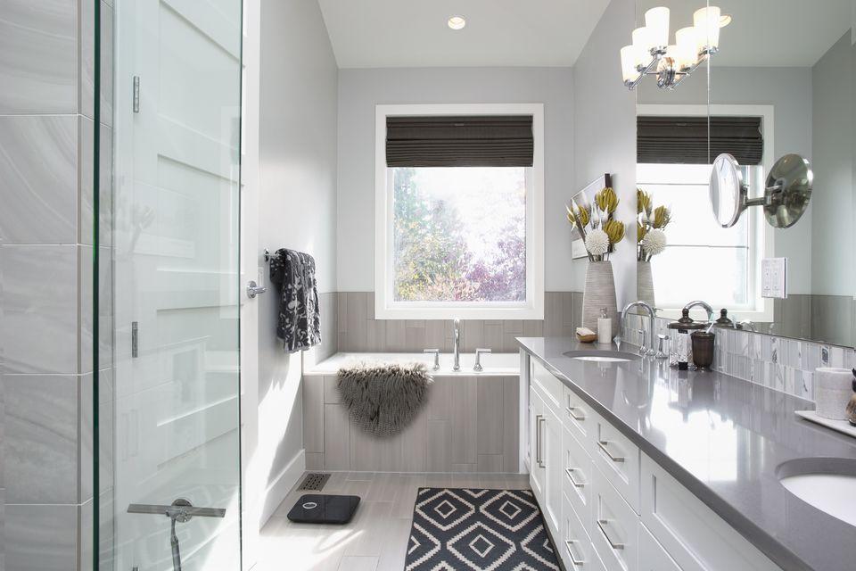 14 Ideas For Modern-Style Bathrooms