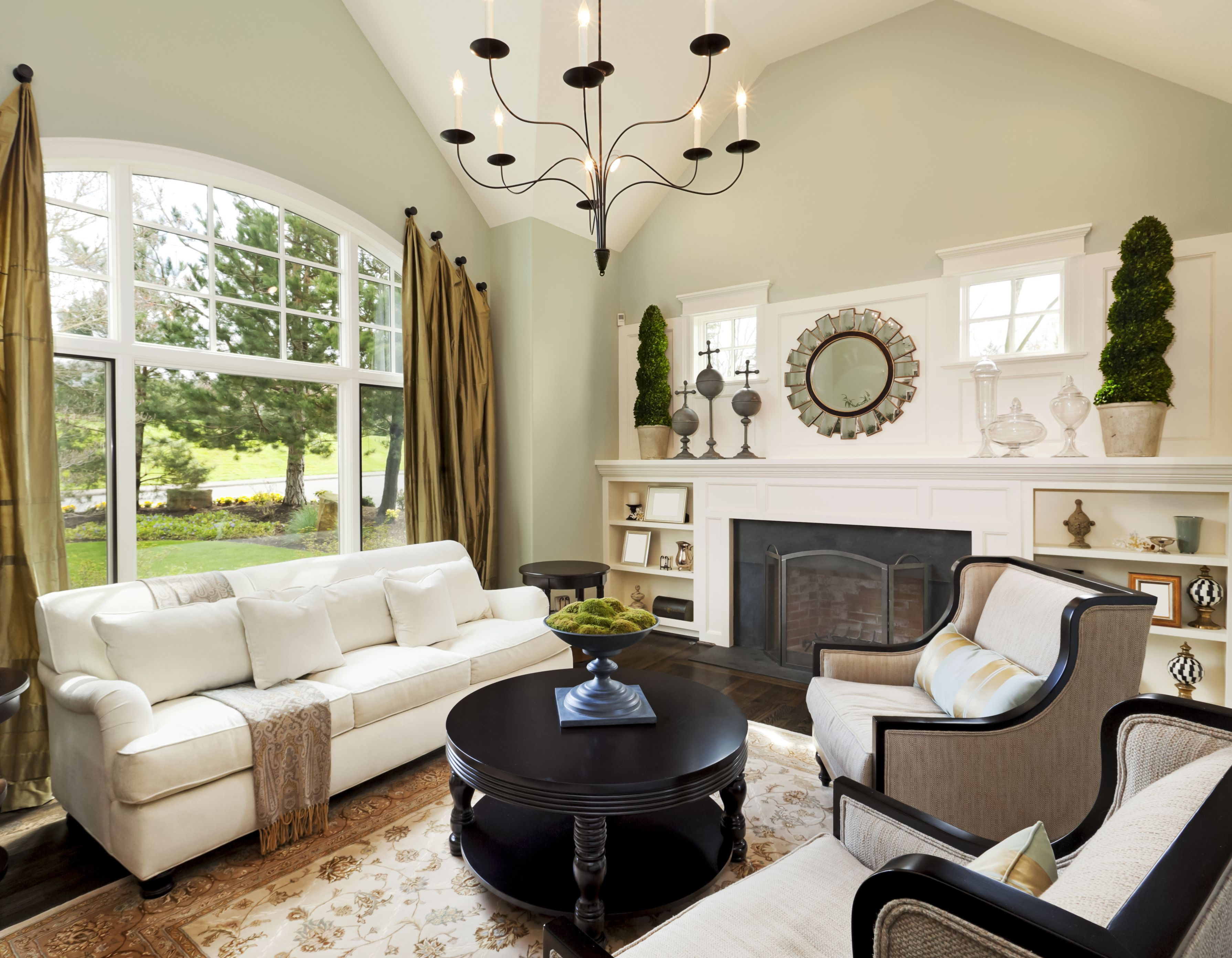 The Beginner's Guide To Decorating Living Rooms
