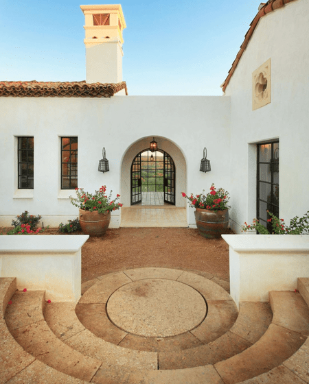 Spanish Mission Style House : spanish, mission, style, house, Spanish, Colonial, Architecture?