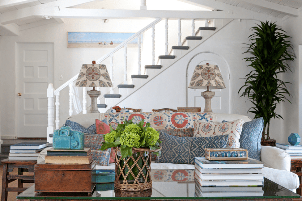 House Tour: An Eclectic Spanish Bungalow In Westwood