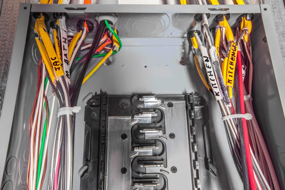 Wiring An Electrical Circuit Breaker Panel: An Overview