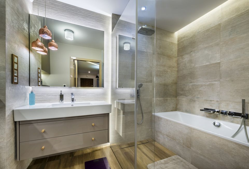 Electrical Wiring Needed For A Bathroom