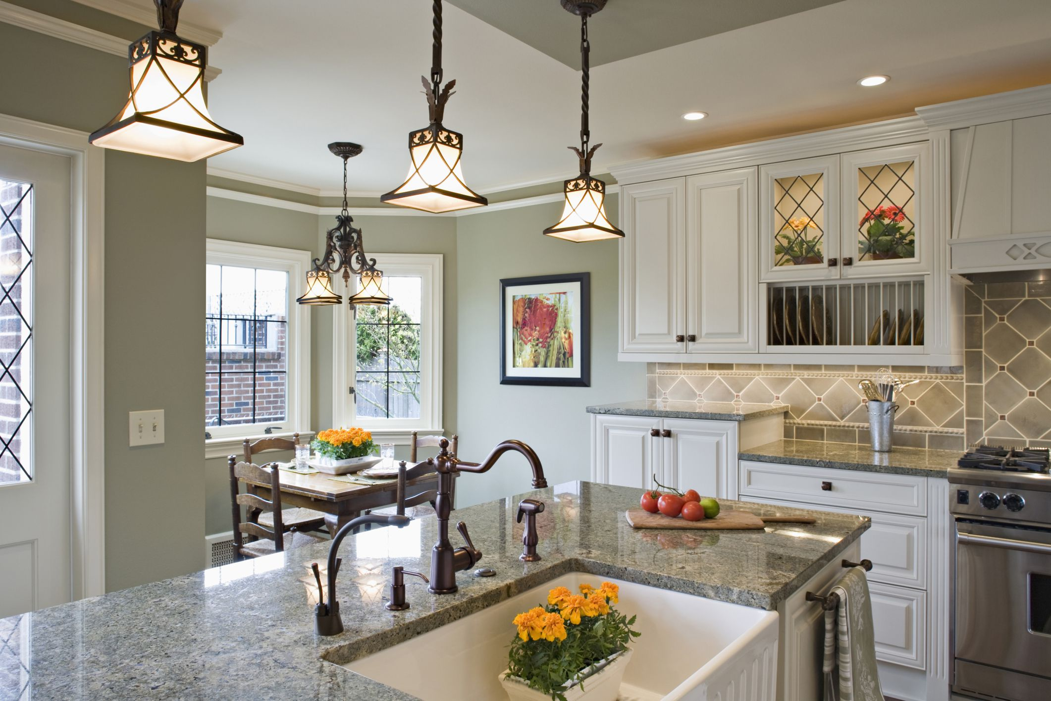 The Dos And Don'ts Of Kitchen Color Schemes