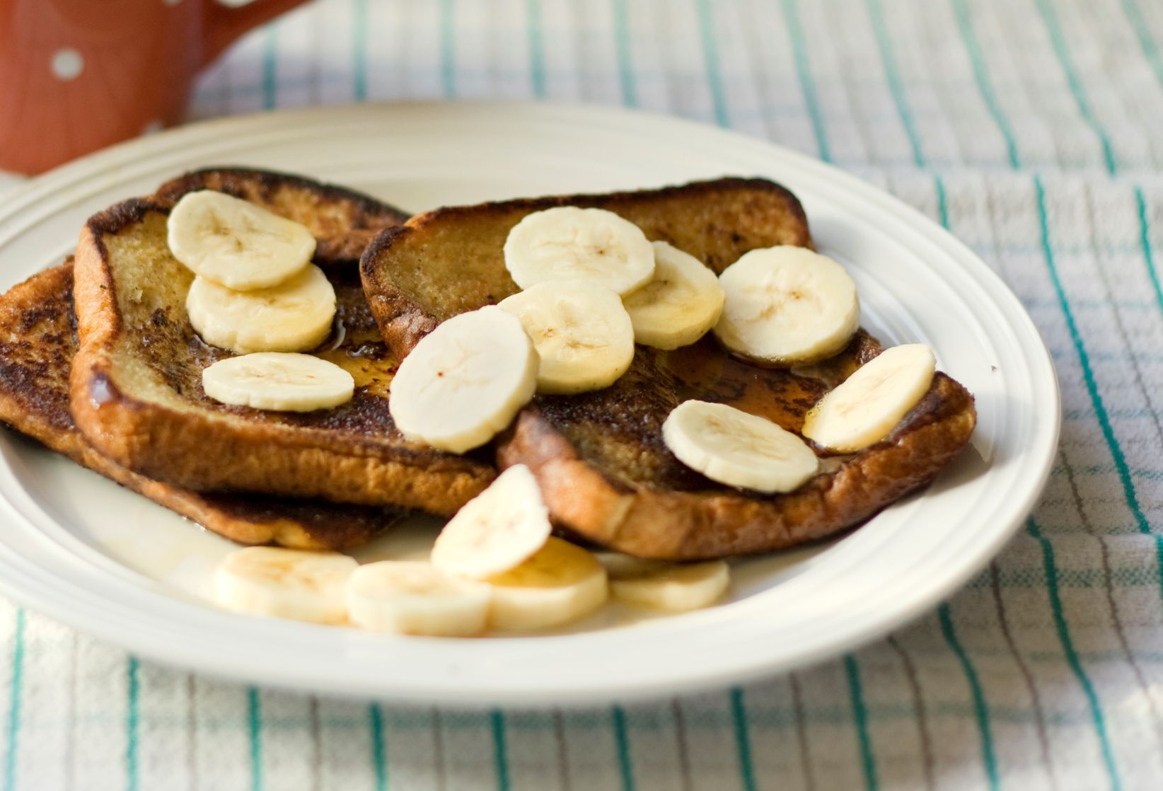 Quick And Simple Egg-Free Vegan French Toast Recipe